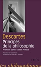Principles of Philosophy by René Descartes