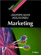 Marketing by Jean-Pierre Helfer