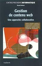 Gestion de contenu Web. Une approche…
