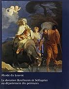 Catalogue de la donation Othon Kaufmann et…