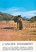L'Ancien Testament by H. Galbiati