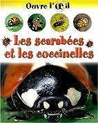 Les scarabées et les coccinelles
