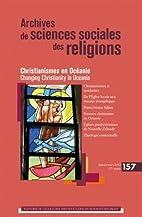 Archives de sciences sociales des religions,…
