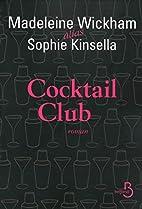 cocktail club by Madeleine Wickham