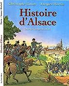 histoire d'Alsace by Jacques Martin