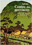 Sa�kaku, Ihara: Contes des provinces