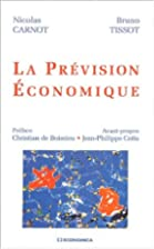 La prévision économique by…