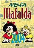 Quino: Agenda Mafalda 2003-2004 (French Edition)