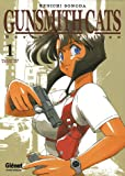 Kenichi Sonoda: GunSmith Cats, Tome 1 (French Edition)