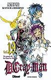 Acheter D.Gray-man volume 19 sur Amazon