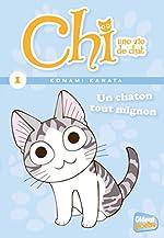 Chi - Poche - Tome 01: Un chaton tout mignon - Konami Kanata