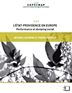 L'Etat-providence en Europe :…