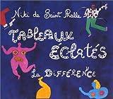 Saint-Phalle, Niki de: Tableaux eclates (French Edition)