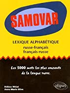 Lexique alphabetique français-russe…