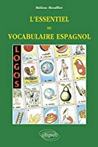 Logos, l'essentiel du vocabulaire espagnol…