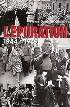 L'épuration : 1944-1949 by Pierre-Denis…