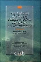 Les Habitats du lac de Paladru (Isère) dans…