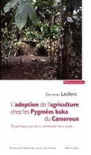 L'adoption de l'agriculture chez…
