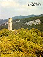 Provence Romane, tome 2 by Guy Barruol