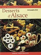 Les meilleurs desserts d'Alsace by…