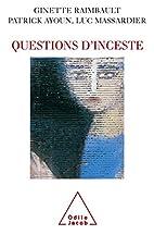 Questions d'inceste by Ginette Raimbault
