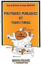 Politiques publiques et territoires by…