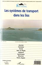Systems of transport in the islands…