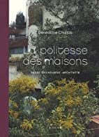 La politesse des maisons (French Edition) by…