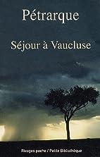 Séjour à Vaucluse by…