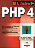 Zandstra, Matt: PHP 4 (avec CD-Rom) (French Edition)