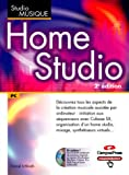 Ichbiah, Daniel: Home Studio (1 livre + 1 CD-ROM) (French Edition)