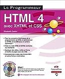 Castro, Elizabeth: html 4 avec xhtml et css