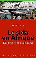 Les Essentiels Milan: Le Sida En Afrique,…