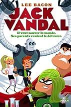 Jack Vandal (Ex : Joshua dread T.1)