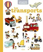 Les transports by Camille Babeau