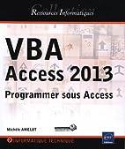 VBA Access 2013 - Programmer sous Access by…
