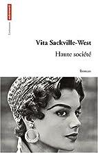 Haute société by Vita…