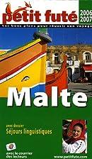 Petit Futé Malte