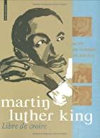 Martin Luther king by Jean-Michel Billioud