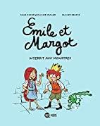 Emile et Margot, Tome 1 (French Edition) by…