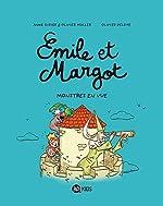 Emile et Margot, Tome 8 : Monstres en vue -