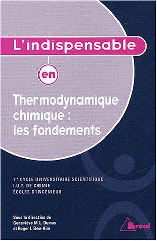 thermodynamique-chimique-les-fondements