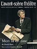 Hare, David: L'Avant-Scène théâtre, N° 1203: Mon lit en zinc