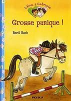 Grosse panique ! by BERIT BACH