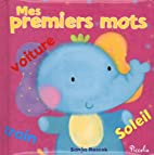 Mes premiers mots by Sanja Rešček