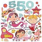 550 dessins à trouver pour les filles by…