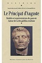 Le Principat d'Auguste :…