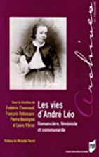VIES D ANDRE LEO - histoire des femmes by…
