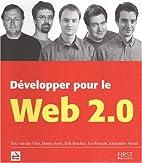 développer pour le web 2.0 by Collectif