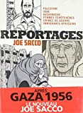 Sacco, Joe: reportages
